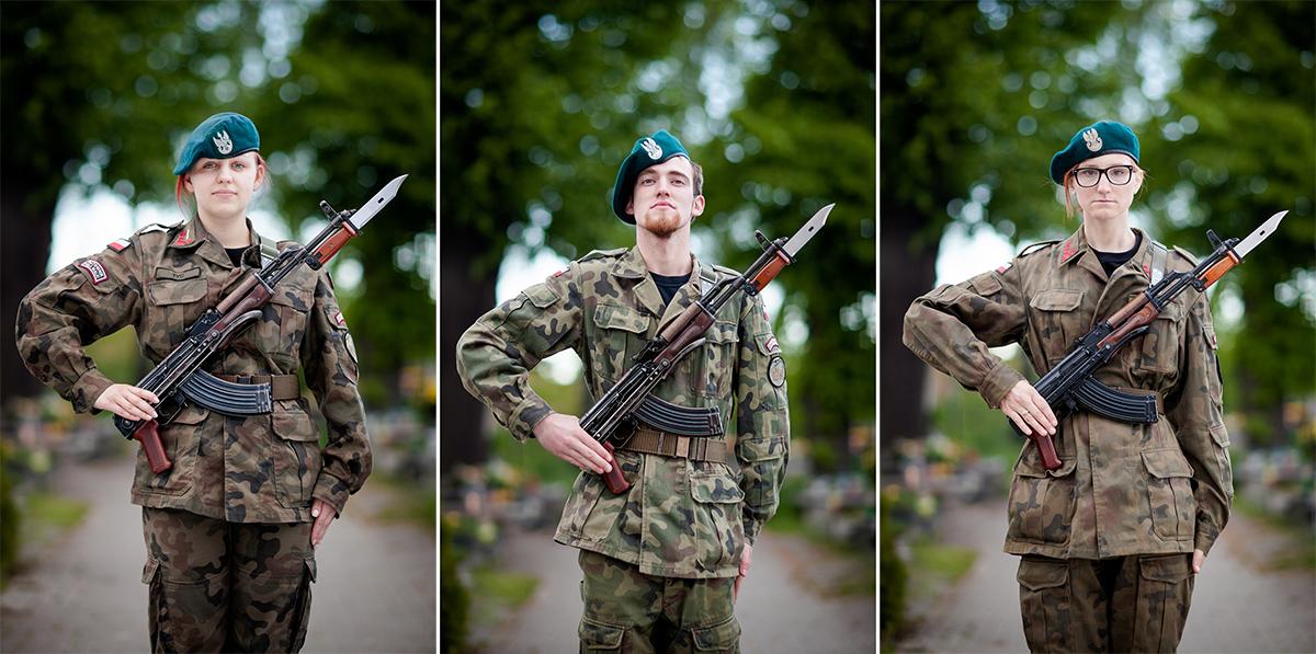 zdjecia wizerunkowe slask 2 Fotografia wizerunkowa Bielsko   Jednostka Strzelecka