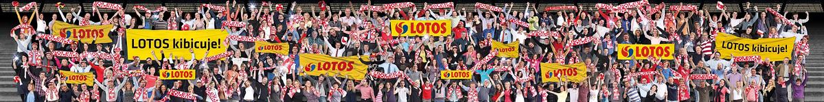 zdjecia wizerunkowe slask Lotos kibicuje   zdjęcia reklamowe Śląsk