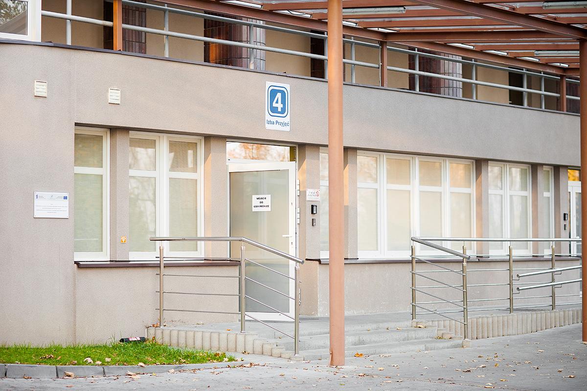 fotografia reklamowa szpital bystra 14 Centrum Pulmonologii i Torakochirurgii w Bystrej