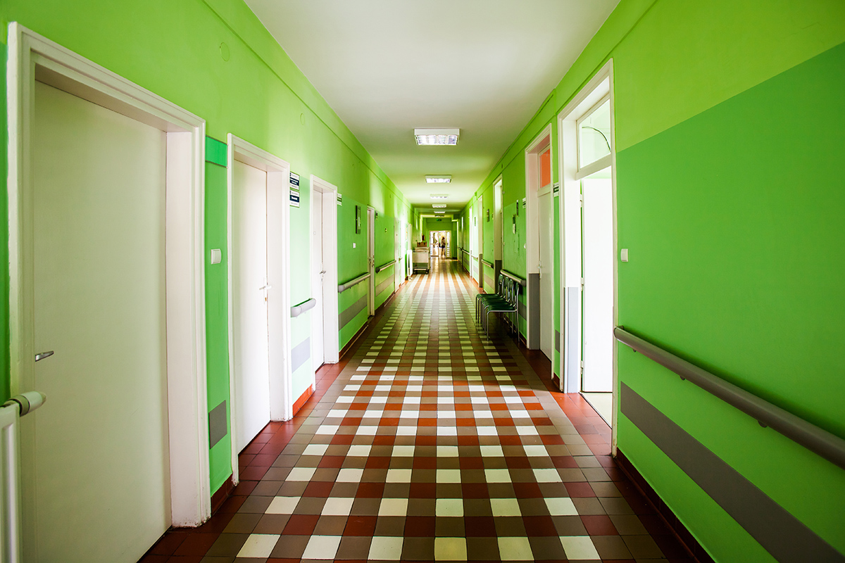 fotografia reklamowa szpital bystra 16 Centrum Pulmonologii i Torakochirurgii w Bystrej