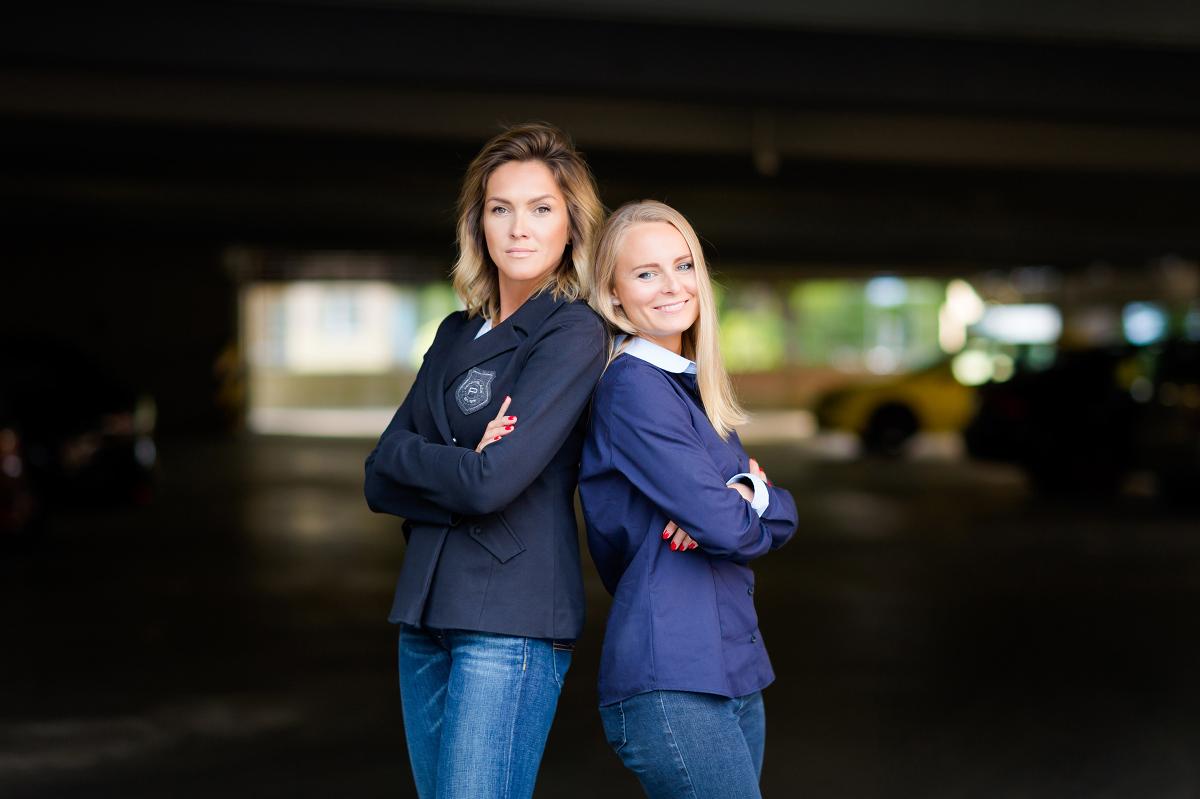 sesja reklamowa portretowa bielsko 01 Ewa i Ania   sesja biznesowa