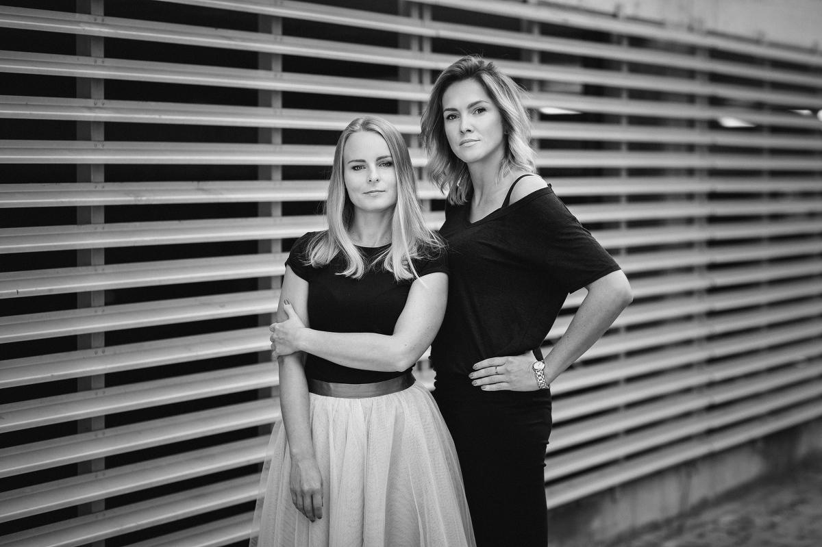 sesja reklamowa portretowa bielsko 05 Ewa i Ania   sesja biznesowa