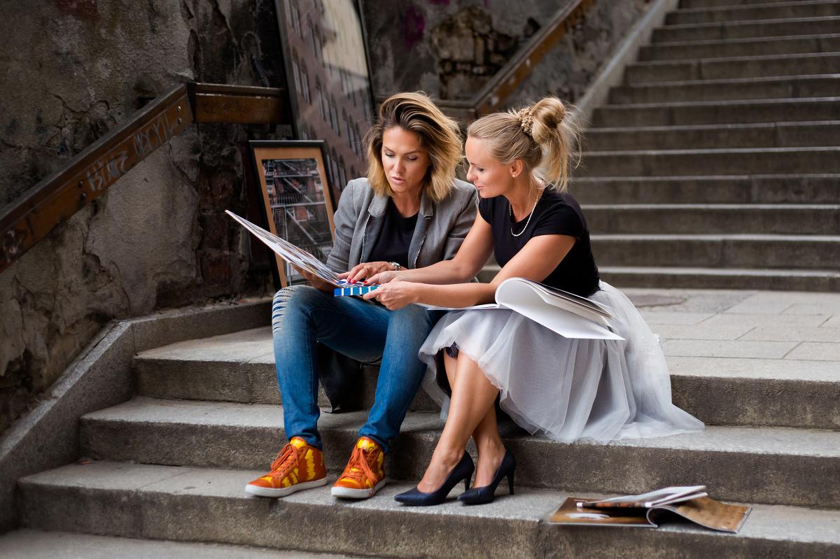 sesja reklamowa portretowa bielsko 10 Ewa i Ania   sesja biznesowa