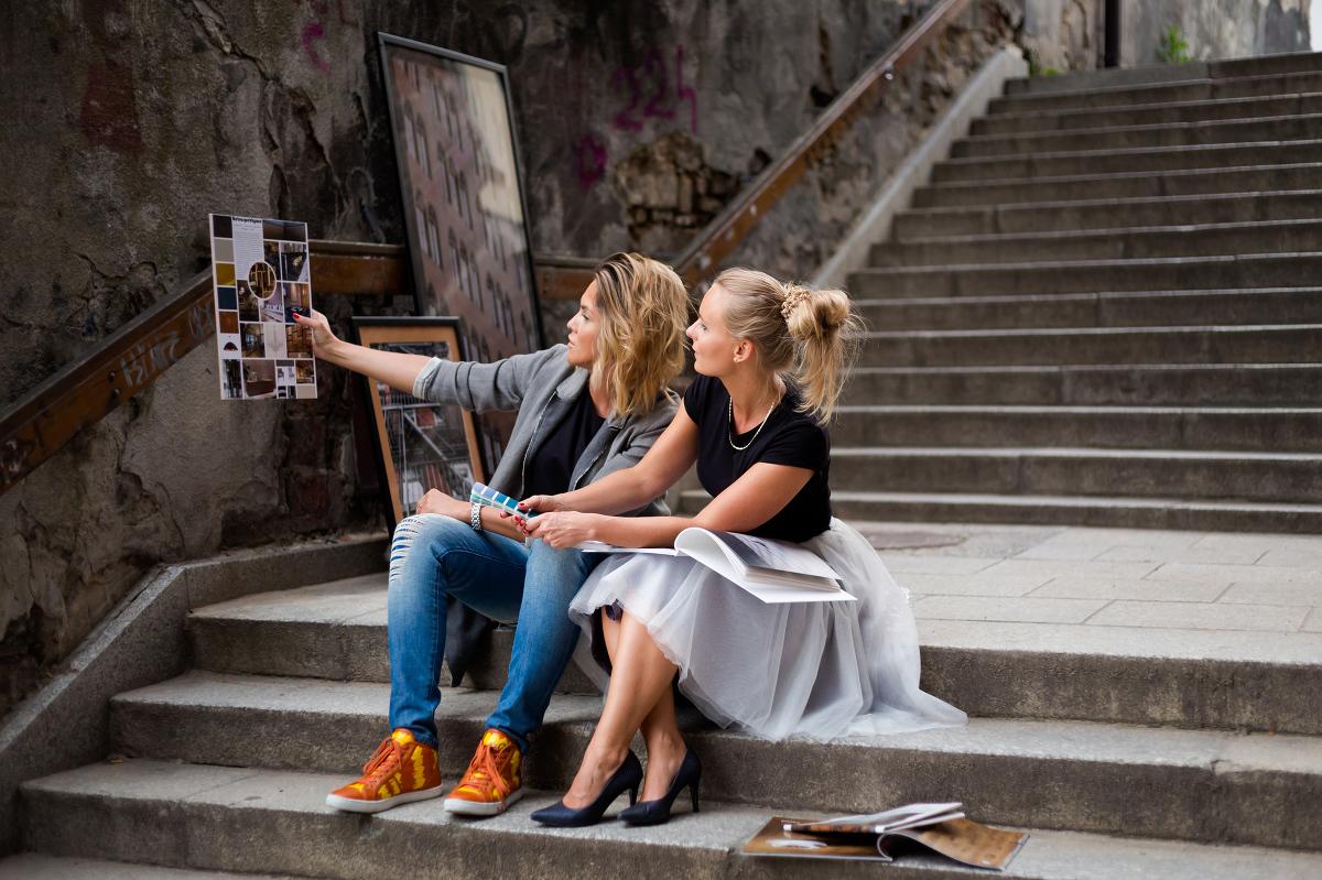 sesja reklamowa portretowa bielsko 12 Ewa i Ania   sesja biznesowa