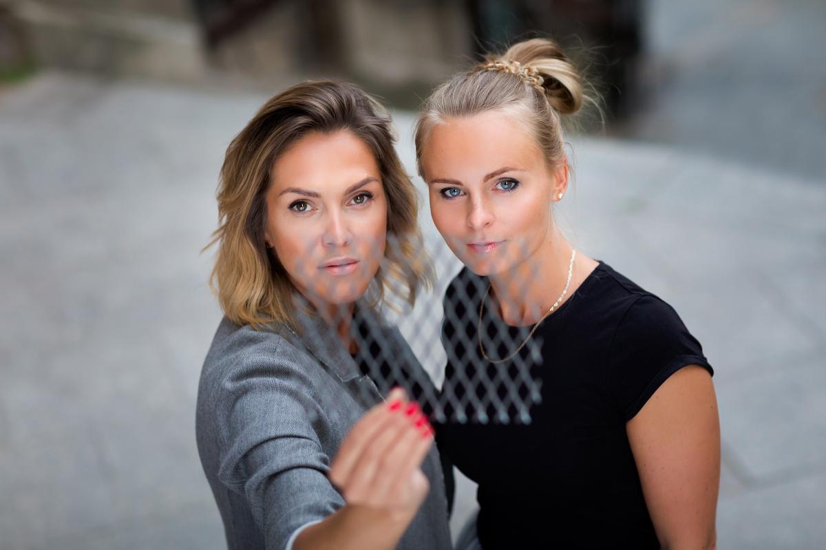 sesja reklamowa portretowa bielsko 14 Ewa i Ania   sesja biznesowa