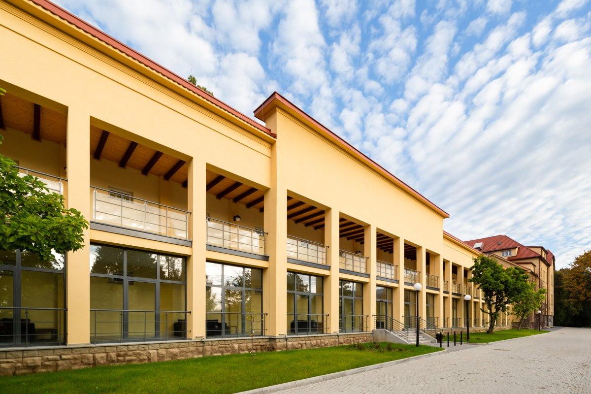 zdjecia dla szpitala 01 Zdjęcia dla Szpitala   Centrum Pulmonologii i Torakochirurgii w Bystrej