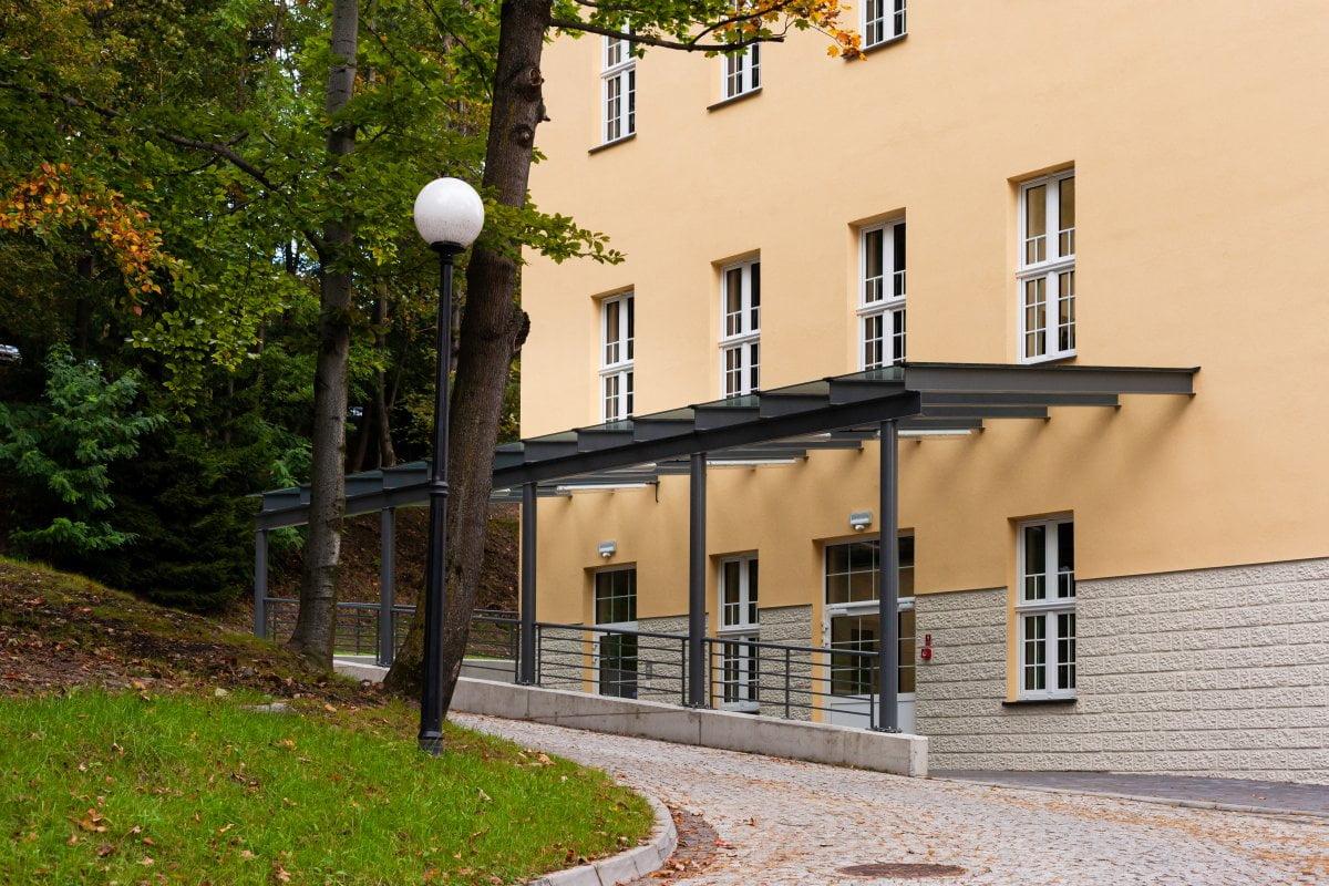 zdjecia dla szpitala 03 Zdjęcia dla Szpitala   Centrum Pulmonologii i Torakochirurgii w Bystrej