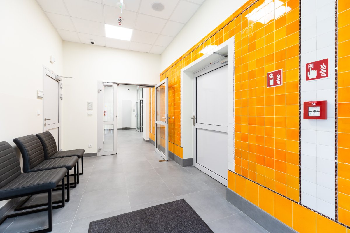 zdjecia dla szpitala 31 Zdjęcia dla Szpitala   Centrum Pulmonologii i Torakochirurgii w Bystrej